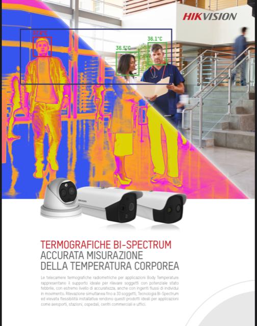 Telecamere termografiche